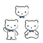 coron820さんの会社のマスコットキャラクター 白くまへの提案