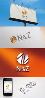 katsu31さんの総合商社会社設立にあたって、名刺、パンフレット等に使用するロゴのデザインを募集への提案