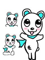 curoさんの会社のマスコットキャラクター 白くまへの提案
