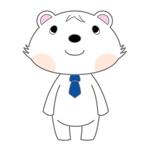 ancomoさんの会社のマスコットキャラクター 白くまへの提案