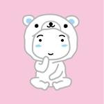toshikunさんの会社のマスコットキャラクター 白くまへの提案