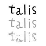 TITICACACOさんのアート雑貨ECサイトのロゴ作成への提案