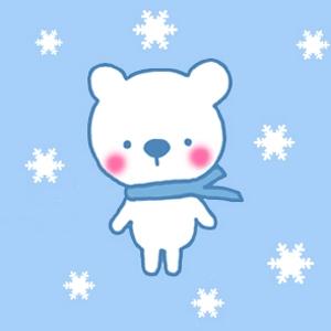 louvre-chocolaさんの会社のマスコットキャラクター 白くまへの提案
