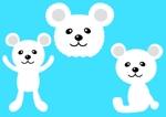 beecomさんの会社のマスコットキャラクター 白くまへの提案