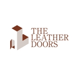 YTOKUさんのレザーセレクトショップ「THE LEATHER DOORS」のロゴ制作依頼への提案