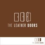papadasさんのレザーセレクトショップ「THE LEATHER DOORS」のロゴ制作依頼への提案