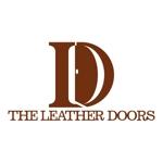 rengsstyleさんのレザーセレクトショップ「THE LEATHER DOORS」のロゴ制作依頼への提案