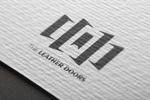 sasakidさんのレザーセレクトショップ「THE LEATHER DOORS」のロゴ制作依頼への提案