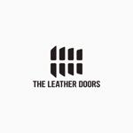 nakaya070さんのレザーセレクトショップ「THE LEATHER DOORS」のロゴ制作依頼への提案