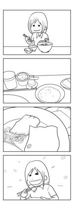 4コマ漫画への提案