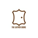 akitake514さんのレザーセレクトショップ「THE LEATHER DOORS」のロゴ制作依頼への提案