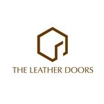 calimboさんのレザーセレクトショップ「THE LEATHER DOORS」のロゴ制作依頼への提案