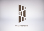piraokaさんのレザーセレクトショップ「THE LEATHER DOORS」のロゴ制作依頼への提案