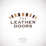 masa_76さんのレザーセレクトショップ「THE LEATHER DOORS」のロゴ制作依頼への提案