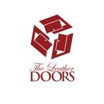 hiromitsu-kohnoさんのレザーセレクトショップ「THE LEATHER DOORS」のロゴ制作依頼への提案