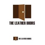 kora3さんのレザーセレクトショップ「THE LEATHER DOORS」のロゴ制作依頼への提案