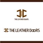 ikohs-designさんのレザーセレクトショップ「THE LEATHER DOORS」のロゴ制作依頼への提案