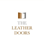 ysgou3さんのレザーセレクトショップ「THE LEATHER DOORS」のロゴ制作依頼への提案