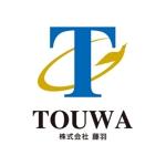 建設業「株式会社藤羽(とうわ)」のロゴへの提案