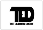 shinzato_skyさんのレザーセレクトショップ「THE LEATHER DOORS」のロゴ制作依頼への提案
