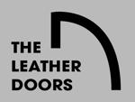 nyanko-teacherさんのレザーセレクトショップ「THE LEATHER DOORS」のロゴ制作依頼への提案