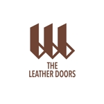 hisa_gさんのレザーセレクトショップ「THE LEATHER DOORS」のロゴ制作依頼への提案