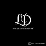 zeacocat86さんのレザーセレクトショップ「THE LEATHER DOORS」のロゴ制作依頼への提案