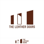 I-I_yasuharaさんのレザーセレクトショップ「THE LEATHER DOORS」のロゴ制作依頼への提案