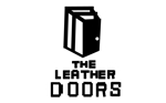 okitaryuuhaさんのレザーセレクトショップ「THE LEATHER DOORS」のロゴ制作依頼への提案