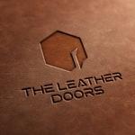 doremidesignさんのレザーセレクトショップ「THE LEATHER DOORS」のロゴ制作依頼への提案