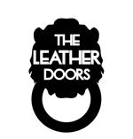hakonoura_designsさんのレザーセレクトショップ「THE LEATHER DOORS」のロゴ制作依頼への提案