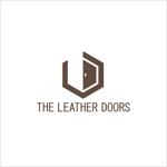 satorihiraitaさんのレザーセレクトショップ「THE LEATHER DOORS」のロゴ制作依頼への提案