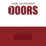 serve2000さんのレザーセレクトショップ「THE LEATHER DOORS」のロゴ制作依頼への提案