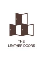 king0331さんのレザーセレクトショップ「THE LEATHER DOORS」のロゴ制作依頼への提案