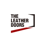 dmoonさんのレザーセレクトショップ「THE LEATHER DOORS」のロゴ制作依頼への提案