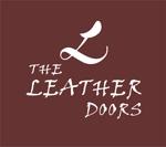 wohnenさんのレザーセレクトショップ「THE LEATHER DOORS」のロゴ制作依頼への提案