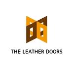 TITICACACOさんのレザーセレクトショップ「THE LEATHER DOORS」のロゴ制作依頼への提案