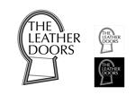 0t0chih0さんのレザーセレクトショップ「THE LEATHER DOORS」のロゴ制作依頼への提案