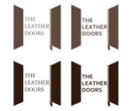 chibyhyunさんのレザーセレクトショップ「THE LEATHER DOORS」のロゴ制作依頼への提案