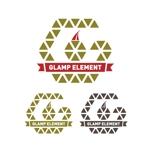 P-LABOさんの新設!関西最大級グランピング施設のロゴへの提案