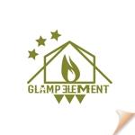 anoanoさんの新設!関西最大級グランピング施設のロゴへの提案