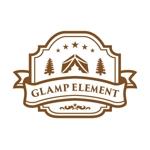 katsukomさんの新設!関西最大級グランピング施設のロゴへの提案