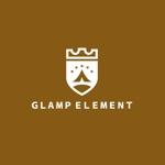 blue_aqua_blueさんの新設!関西最大級グランピング施設のロゴへの提案
