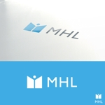 takudyさんの「MHL株式会社」のロゴへの提案