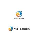 Yolozuさんの「MHL株式会社」のロゴへの提案