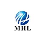 king_jさんの「MHL株式会社」のロゴへの提案