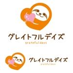 一般社団法人 「gratefuldays」のロゴへの提案