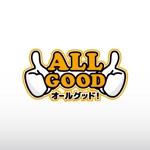 katachidesignさんの買取専門店「ALL GOOD!」のロゴへの提案