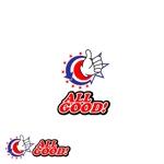 easelさんの買取専門店「ALL GOOD!」のロゴへの提案