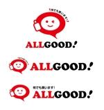 waami01さんの買取専門店「ALL GOOD!」のロゴへの提案